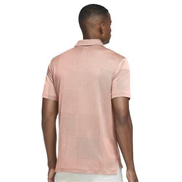 Nike Gents Dri-Fit Vapor Polo Shirt Orange