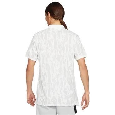 Nike Gents The Nike Polo Shirt White