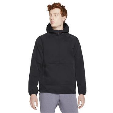 Nike Gents Repel Anorak Jacket Black