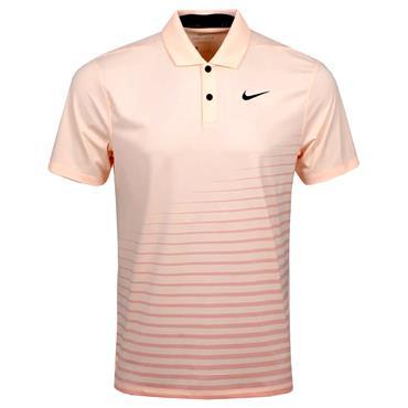 Nike Gents Dri-Fit Vapor Graphic Polo Orange