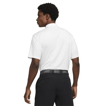 Nike Gents Dri-Fit Vapor Stripe Polo Shirt Photon Dust