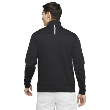 Nike Gents Dri-Fit Player ½ Zip Top Black