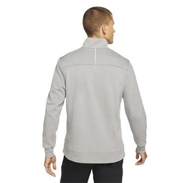 Nike Gents Dri-Fit Player ½ Zip Top Grey