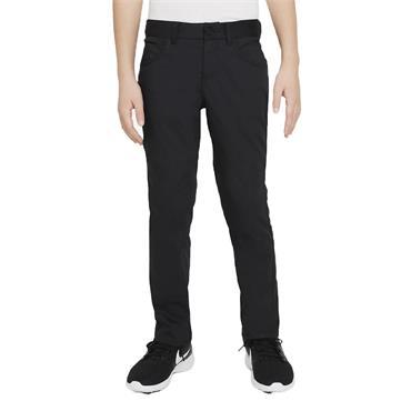 Nike Boys Dri-Fit 5 Pocket Pants Black