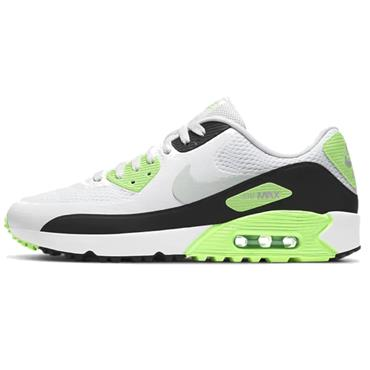 Nike Gents Air Max 90 G Shoes White 100
