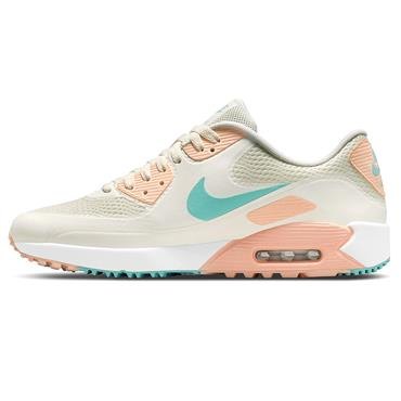 Nike Gents Air Max 90 G Shoes White 124