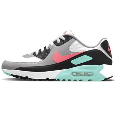 Nike Gents Air Max 90 G Shoes White 133