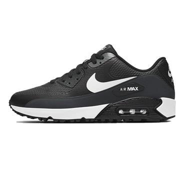 Nike Gents Air Max 90 G Shoes Black 002