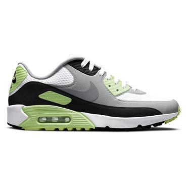 Nike Gents Air Max 90 G Shoes White 104