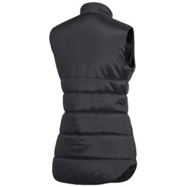 adidas Ladies Primaloft Puffer Vest Black