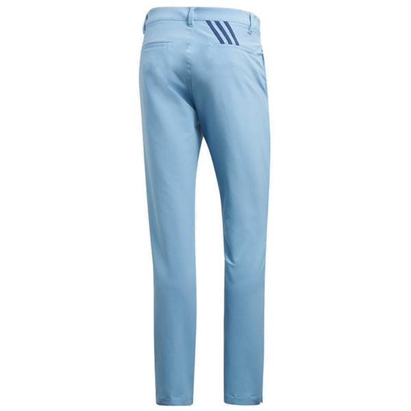 dc01e39a684c adidas Gents Ultimate 365 3-Stripe Tapered Trousers Ash Blue