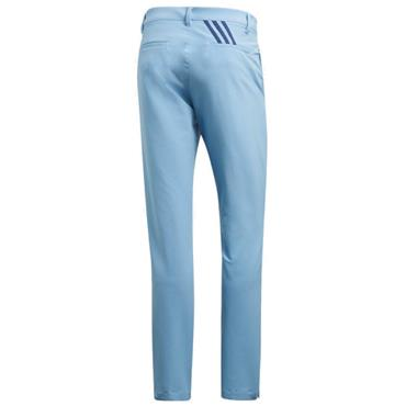 Adidas Gents Ultimate 365 3-Stripe Tapered Trousers Ash Blue