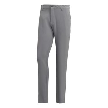 adidas Gents Ultimate 365 3-Stripe Trousers Grey