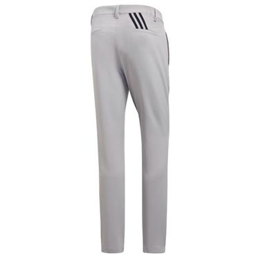 adidas Gents Ultimate 365 3-Stripe Tapered Trousers Grey