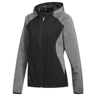 adidas Ladies ClimaStorm Jacket Black