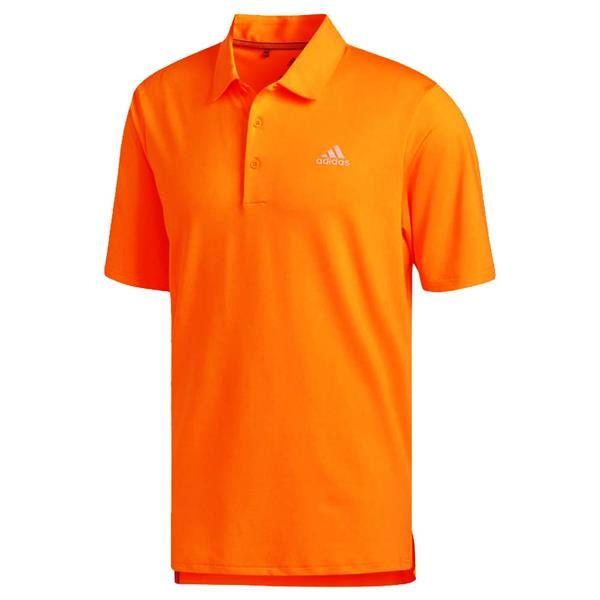 dce9b0643 adidas Gents Ultimate 365 Solid Polo Shirt Real Gold   Golf Store