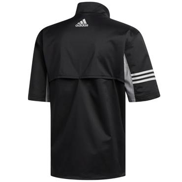 adidas Gents Climapro 1/4 Zip Top Black