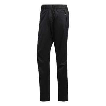 adidas Gents Climaproof Rain Trousers Black