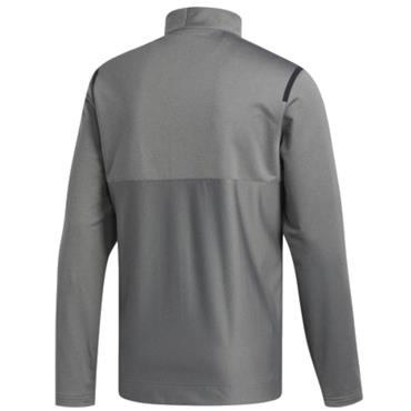 adidas Gents Climastorm Rib Jacket Grey