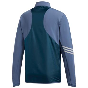 adidas Gents Climaheat 1/4 Zip Top Ink