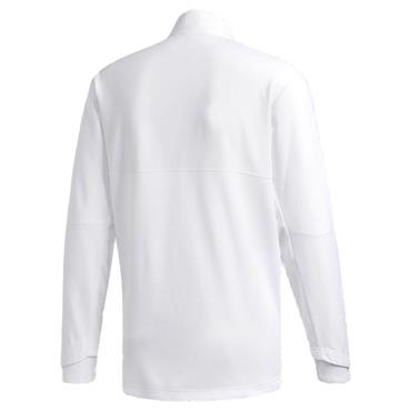 adidas Gents Go-To Adapt 1/4 Zip Top White