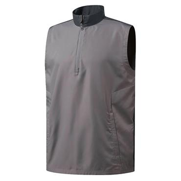 adidas Gents Essentials Wind Vest Grey