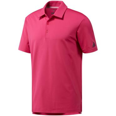 81b865627 adidas Gents Ultimate 365 Polo Shirt Rose ...