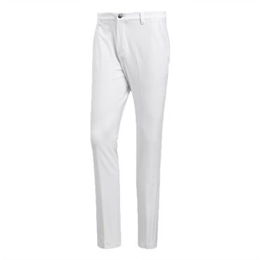 adidas Gents Ultimate 365 Stretch Trousers White