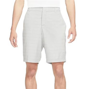 Nike Gents Dri-Fit Plaid Shorts Dust