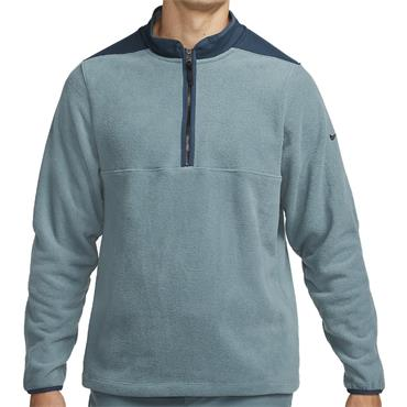 Nike Gents Therma-Fit Victory 1/2 Zip Top Green