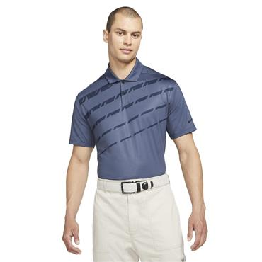 Nike Gents Dri-Fit Vapor Polo Shirt Thunder Blue