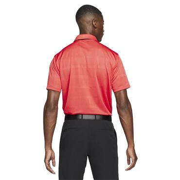 Nike Gents Dri-Fit Vapor Polo Shirt Red