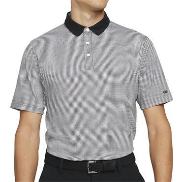 Nike Gents Dri-Fit Player Polo Grey