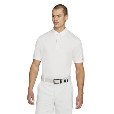 Nike Gents Dri-Fit Player Polo Shirt Light Bone