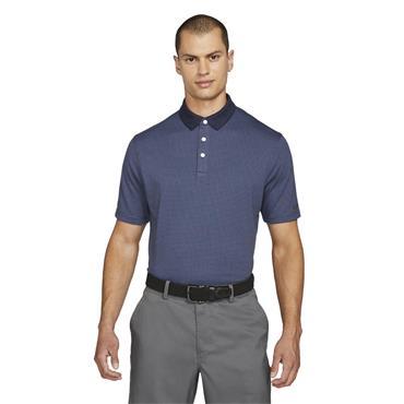 Nike Gents Dri-Fit Player Polo Shirt Obsidian