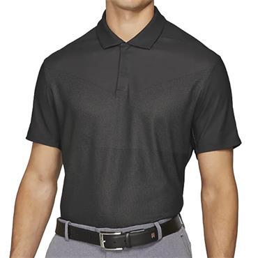 Nike Gents Dri-Fit ADV Tiger Woods Polo Dark Smoke