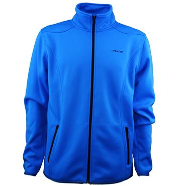 Druids Gents Full Zip Therma Midlayer Blue