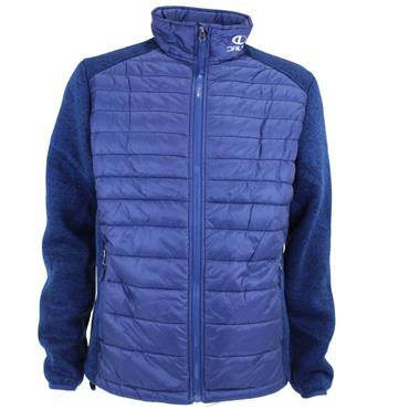 Druids Golf Gents Quilted Jacket Navy