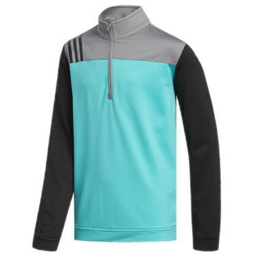 Adidas Junior - Boys Layering Top Aqua