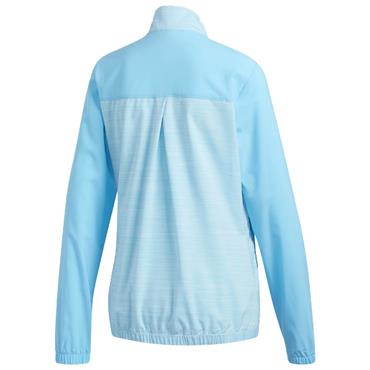 adidas Ladies Essentials Wind Jacket Cyan