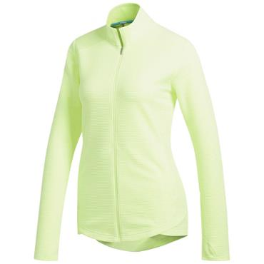 adidas Ladies Essentials Sweatshirt Yellow