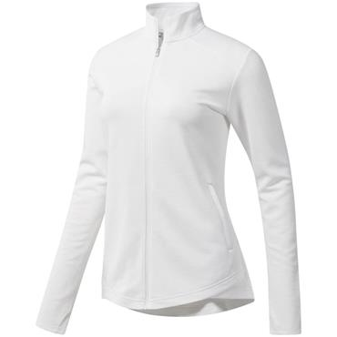 adidas Ladies Essentials Sweatshirt White