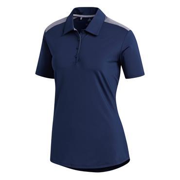 Adidas Ladies Ultimate 365 Polo Shirt Night Indigo