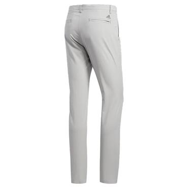 adidas Gents Ultimate365 Tapered Trousers Grey Two