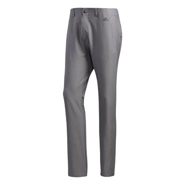 adidas Gents Ultimate365 Tapered Trousers Grey Three