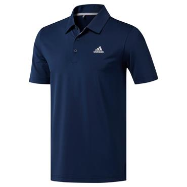 adidas Gents Ultimate 365 Solid Polo Shirt Collegiate Navy
