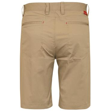 Dwyers Gents Chino Titanium Shorts Stone