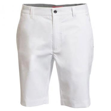 Dwyers Gents Micro Tech Explorer Shorts White