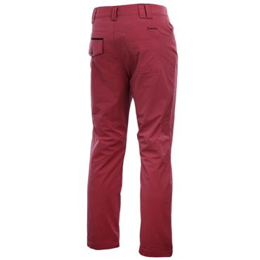 Dwyers Gents Motion Lined Trousers Bordeaux
