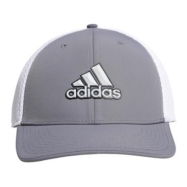 adidas Gents A-Stretch Tour Cap Grey